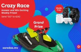 Ooredoo launches a digital competition dubbed Crazy Race: PHOTO/OOREDOO
