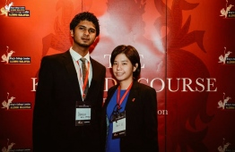 Part of the King's College London KL Conference Organizing Team. PHOTO: DHANISH