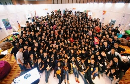 From Global Startup Youth ASEAN 2015 where Dhanish was a Mentor PHOTO: DHANISH