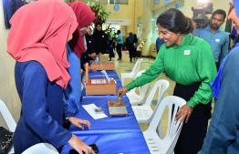 First Lady participates in World Mental Health Day events held at FHS, MNU. PHOTO: PRESIDENTS OFFICE
