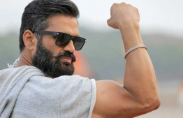 Sunil Shetty accepts invitation to be Ambassador of Wellness in Maldives. PHOTO:  MIHAARU