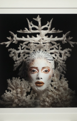 The critically acclaimed photographer merged conceptual photography and awareness to bring a haunting new perspective into the plight of coral reefs. PHOTO: AHMED AIHAM / THE EDITION
