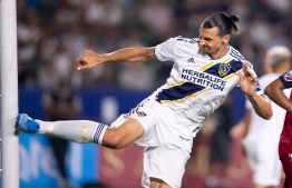 Zlatan Ibrahimovic. FILE PHOTO / AFP