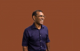 Speaker of Parliament and former president Mohamed Nasheed. PHOTO: AHMED AIHAM / THE EDITION