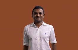 One of Maldives' youngest resort General Manager  of Komandoo Island Resort, Mohamed Solah. PHOTO: AHMED AIHAM / THE EDITION