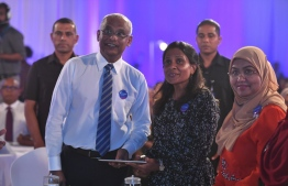 President, First Lady inaugurate the 'Nursing Now' campaign. PHOTO: PRESIDENTS OFFICE