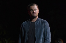 (FILES) In this file photo taken on September 28, 2019 US actor Leonardo DiCaprio speaks onstage at the 2019 Global Citizen Festival: Power The Movement in Central Park in New York. - American actor Leonardo DiCaprio on November 30, 2019 denied a claim by Brazilian President Jair Bolsonaro that he had helped fund groups allegedly linked to fires in the Amazon rain forest. (Photo by Angela Weiss / AFP)