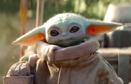 """The Child, popularly known as """"Baby Yoda"""" among Star Wars fan, from the spin-off series The Mandalorian. IMAGE/DISNEY+"""