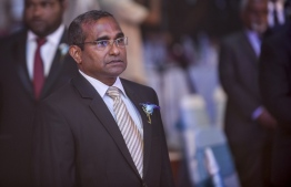 Former Chief Justice Ahmed Faiz Hussain. PHOTO: MIHAARU