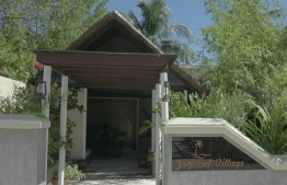 The Edition's stay on Fehendhoo Island, Baa Atoll was the cosy and comfortable Tropical Village Guesthouse. PHOTO: HAWWA AMAANY ABDULLA / THE EDITION