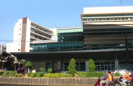 Ramathabodi Hospital in Bangkok, Thailand. The injured individual is currently undergoing treatment in this hospital.