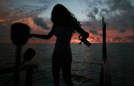 Bring out the angler in you with a spot of sunset fishing. PHOTO: HAWWA AMAANY ABDULLA / THE EDITION
