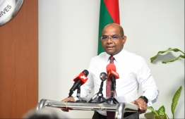 FOREIGN MINISTRY ASSIGNS  NEW PERMANENT SECRETARY - ABDULLA SHAHID