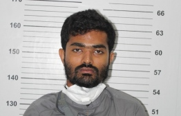 Aisaru Naseem, the 24-year-old that fled from IGMH. PHOTO: MCS