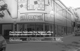 Pan Ocean opened the largest office showroom in Maldives. PHOTO: AHMED MAANIS / BRANDS OF MALDIVES